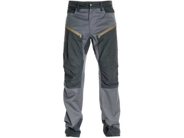 Röjk Badland Wool Pants Men salmiak
